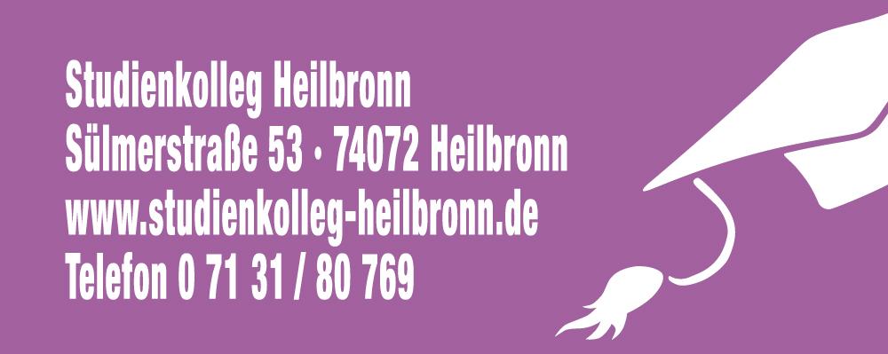 Hier finden Sie das Studienkolleg Heilbronn - im Herzen von Heilbronn beim K3.