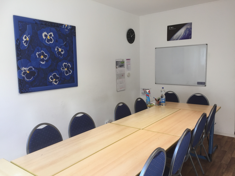 Studienkolleg Heilbronn - Unterrichtsraum 2-1