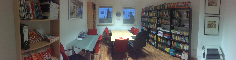 Studienkolleg Heilbronn - Bibliothek/Aufenthaltsraum