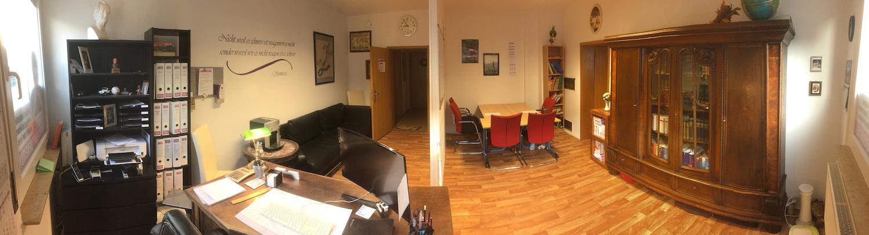 Studienkolleg Heilbronn - Sekretariat und Raum 1